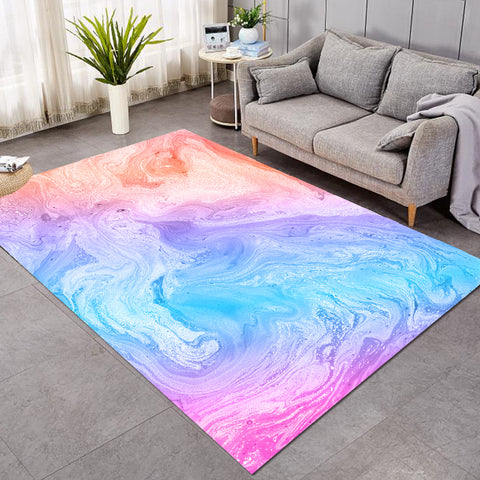 Image of Pastel Sandy Beach SW2534 Rug