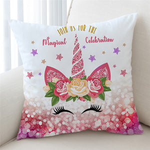 Magical Celebration Cushion Cover - Beddingify