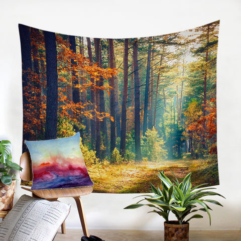 Image of Canopy Forest SW1892 Tapestry