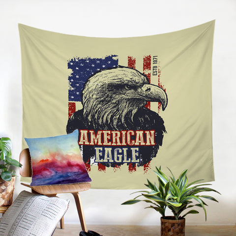 Image of American Eagle SW1844 Tapestry