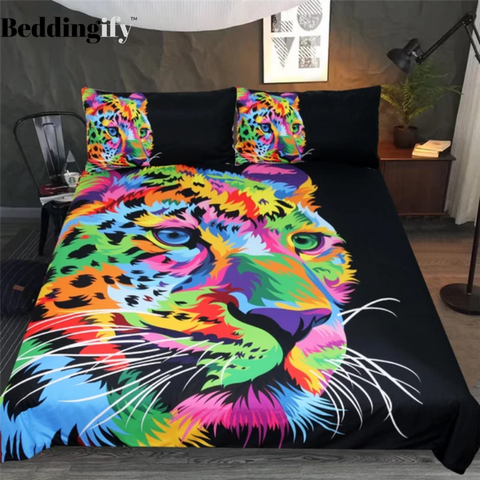 Cheetah Bedding Set - Beddingify