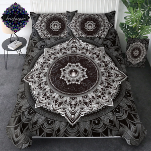 Vintage Gemstone Bohemia By Brizbazaar Bedding Set - Beddingify