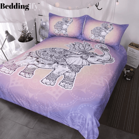Image of Royal Elephant Bedding Set - Beddingify