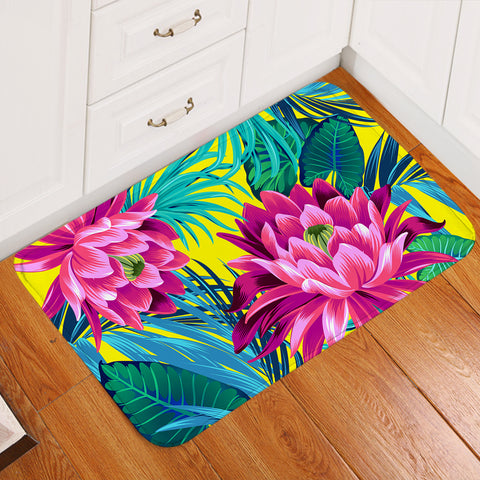 Image of Lush Swamp Door Mat