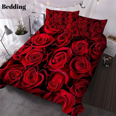 Image of Natural Flower Bedding Set - Beddingify