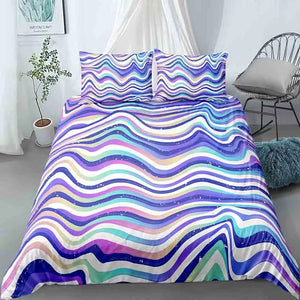 Sonic Waves Bedding Set - Beddingify