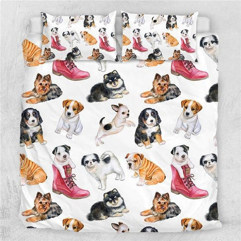 Image of Puppy Bedding Set - Beddingify