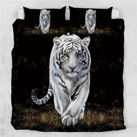 Image of 3D Tiger Baby Bedding Set - Beddingify