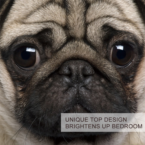 Image of 3D Bulldog Bedding Set - Beddingify