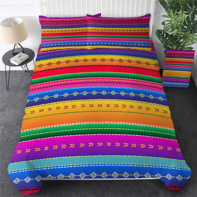 Aztec Southwestern Bedding Set - Beddingify