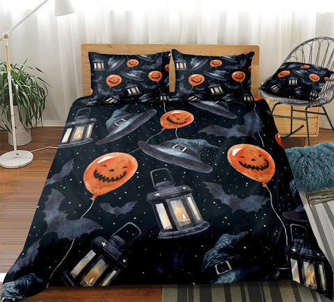 Halloween Kids Bedding Set - Beddingify