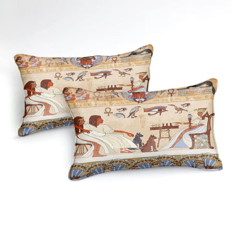 Egyptian Style Bedding Set - Beddingify