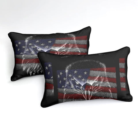 Image of 3D Eagle Bedding Set - Beddingify
