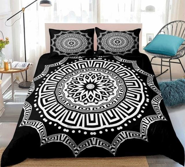 Mandala Bohemian Bedding Set - Beddingify