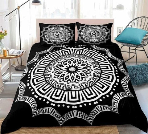 Image of Mandala Bohemian Bedding Set - Beddingify