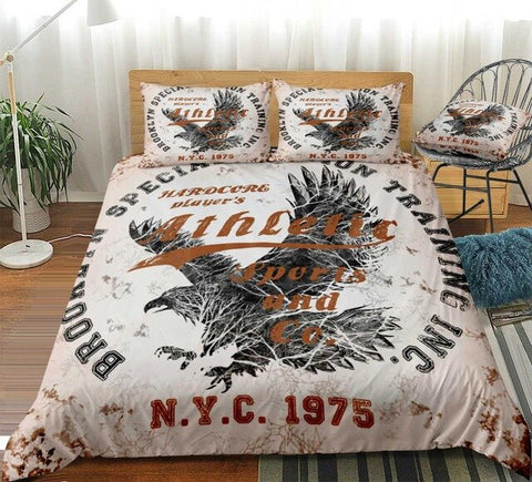 Image of Athletic Eagle Bedding Set - Beddingify