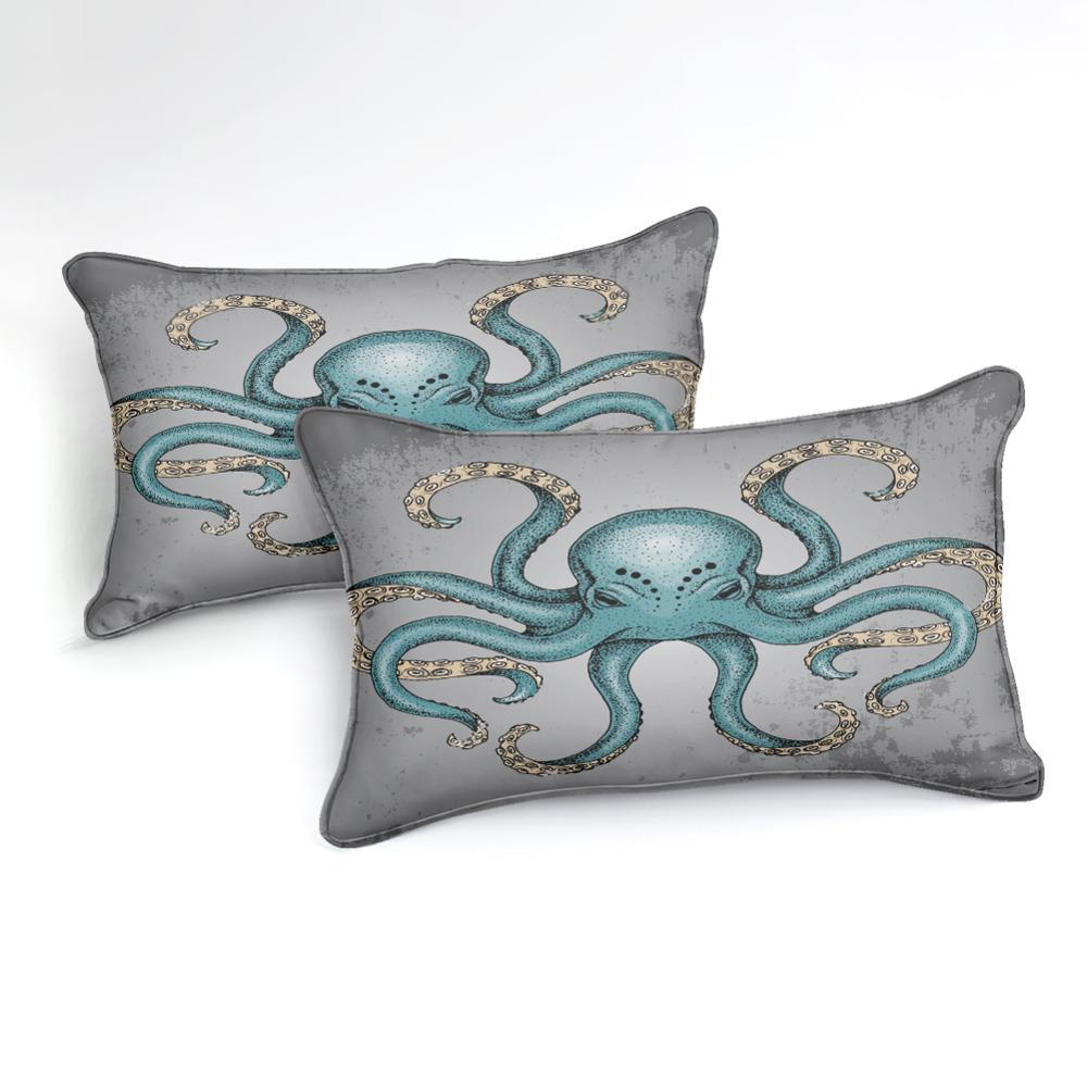 Octopus Bedding Set - Beddingify