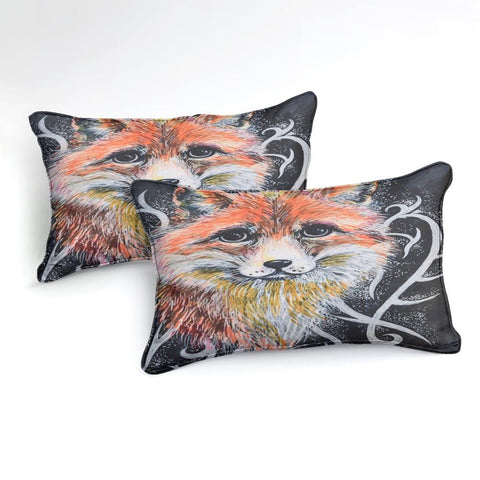 Image of 3D Lifelike Fox Pattern Bedding Set - Beddingify