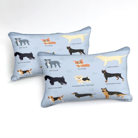 Image of Different Puppy Bedding Set - Beddingify