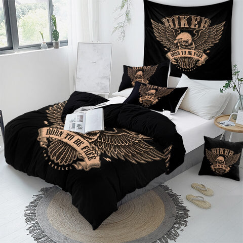 Image of Vintage American Eagle Bedding Set - Beddingify