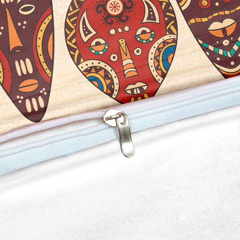 Image of African Symbol Bedding Set - Beddingify