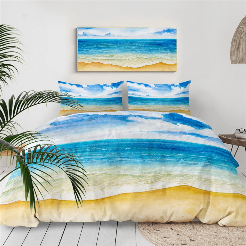 Coastal Bedding Set - Beddingify