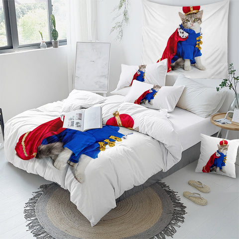 Super Cat Bedding Set - Beddingify