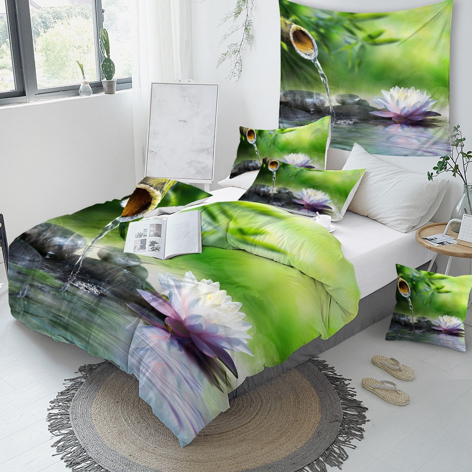 Zen Garden Bedding Set - Beddingify