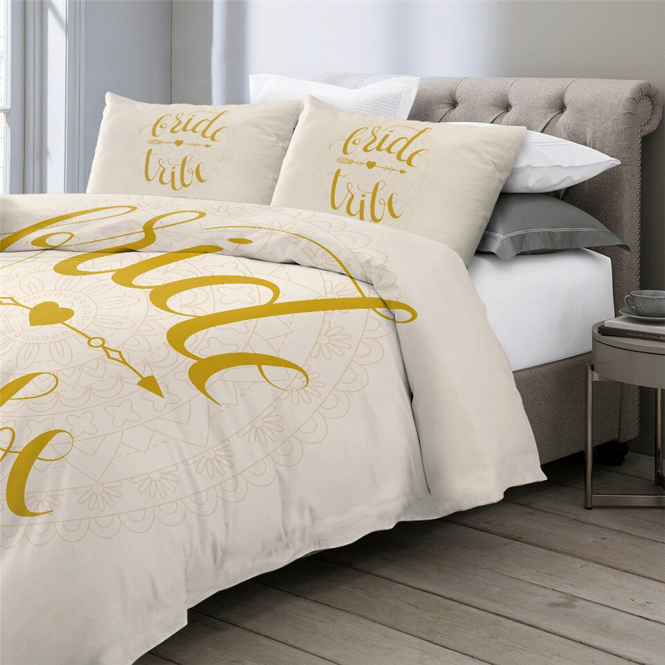 Bride Tribe Bedding Set - Beddingify