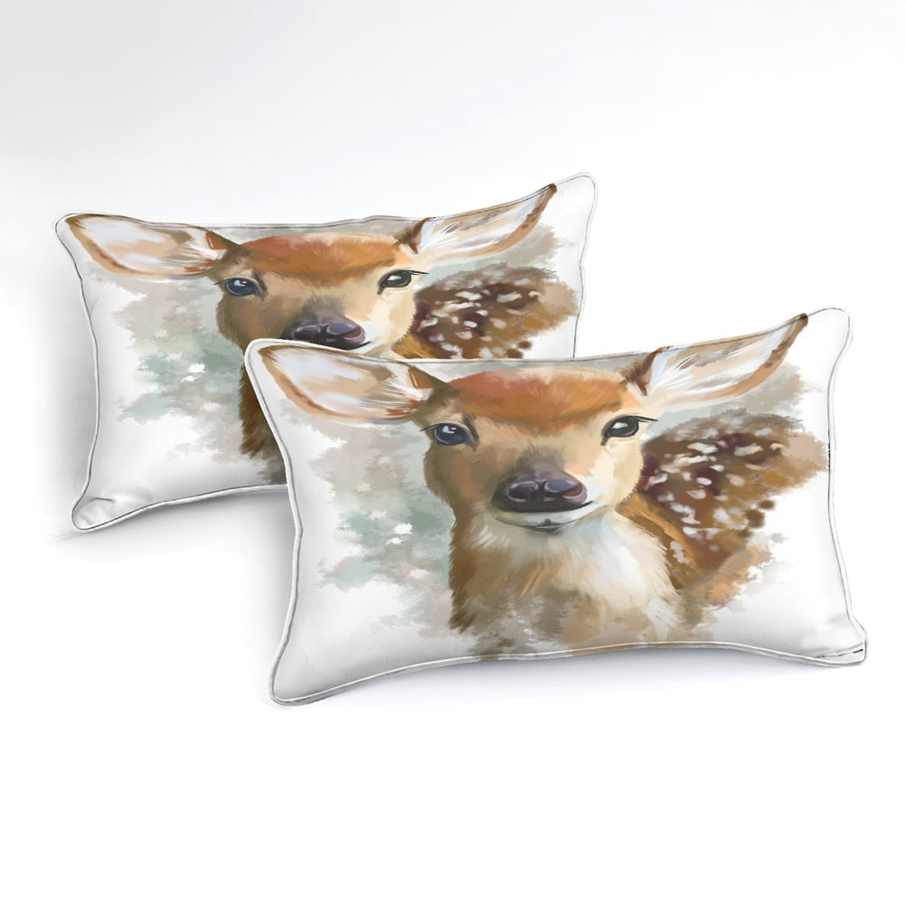 Sika Deer Bedding Set - Beddingify