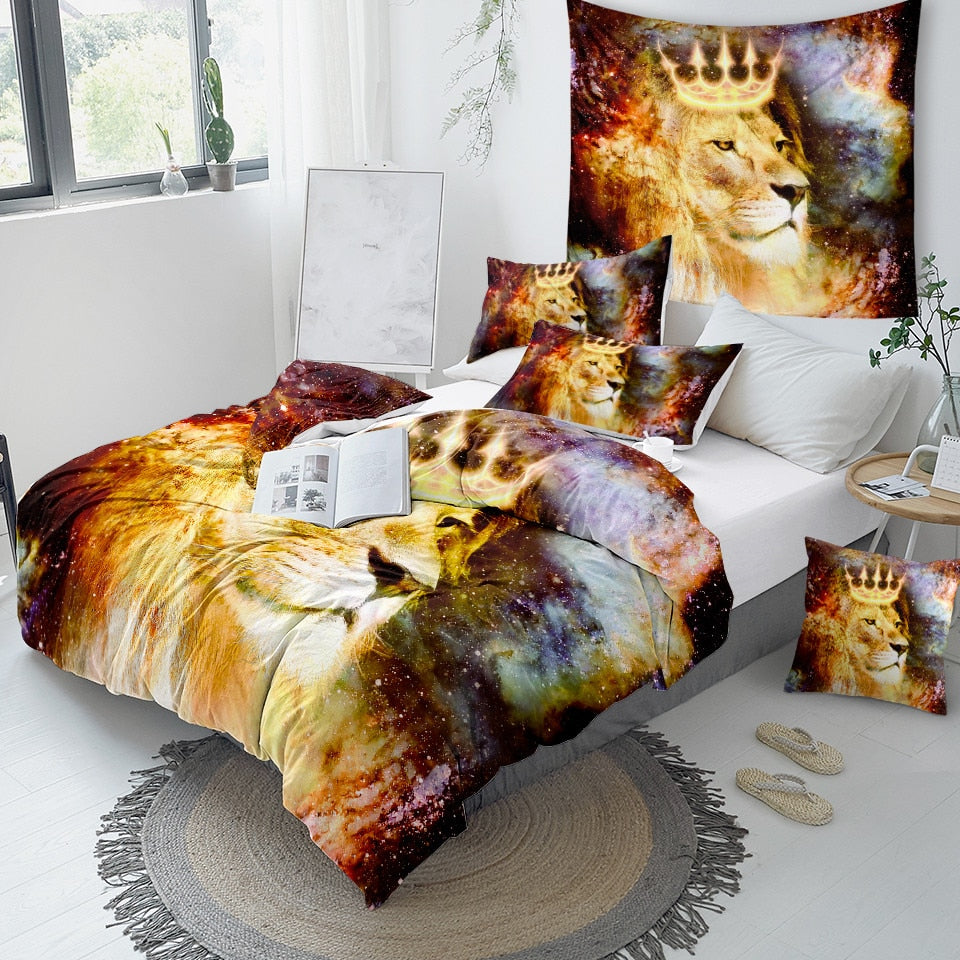 Lion King Bedding Set - Beddingify