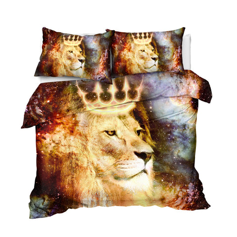 Image of Lion King Bedding Set - Beddingify