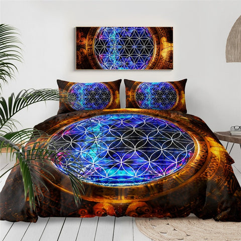Image of Mayan Calendar Bedding Set - Beddingify