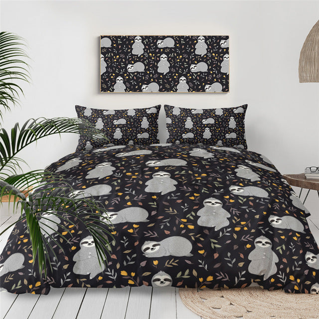 Baby Sloth Bedding Set - Beddingify