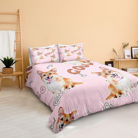 Image of Good Dogs Bedding Set - Beddingify