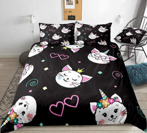 Image of Caticorn Bedding Set - Beddingify