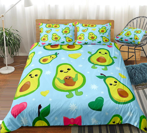 Avocado Bedding Set - Beddingify