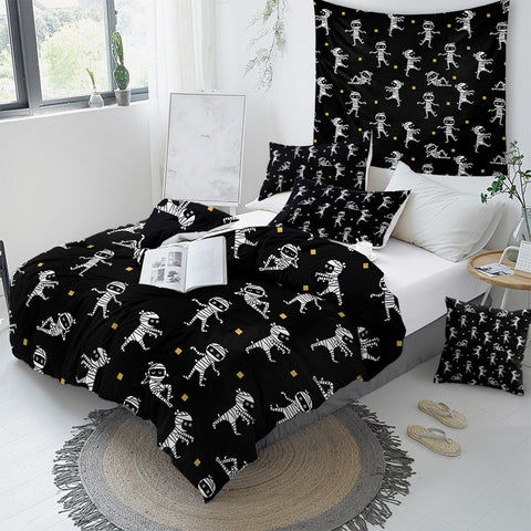 Image of Cute Mummy Bedding Set - Beddingify