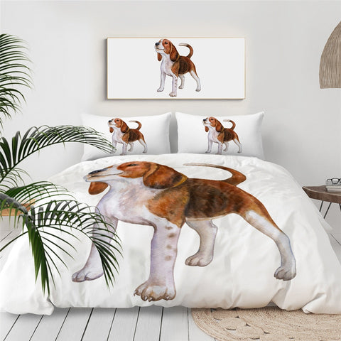 Image of Baby Dog Bedding Set - Beddingify