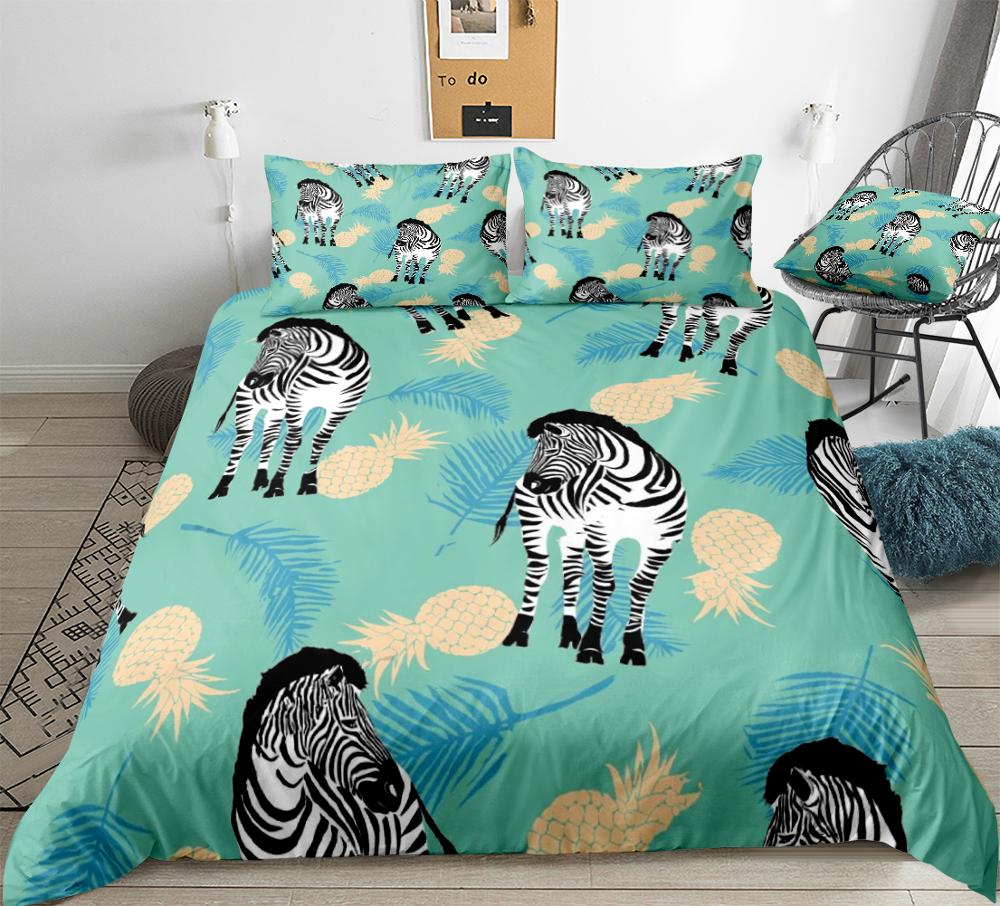 Kid Zebra Bedding Set - Beddingify