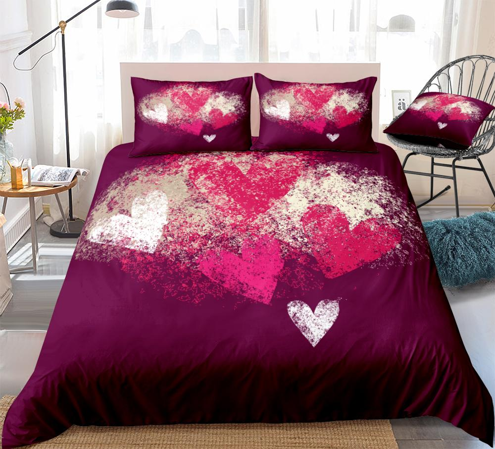Romantic Love Bedding Set - Beddingify