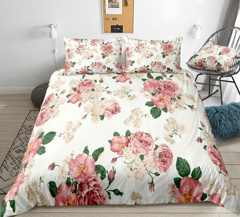 Image of Rose Bedding Set - Beddingify