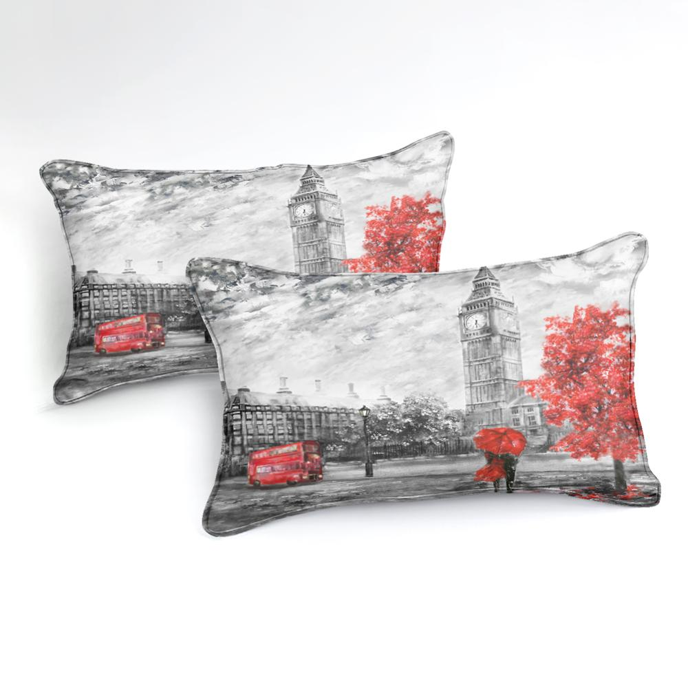 Big Ben Couples Bedding Set - Beddingify