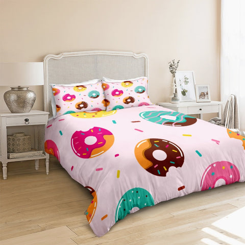 Image of Tiny Donuts Bedding Set - Beddingify