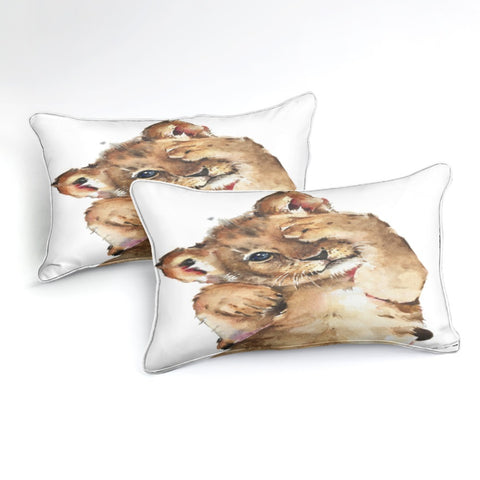 Boys Lion Bedding Set - Beddingify