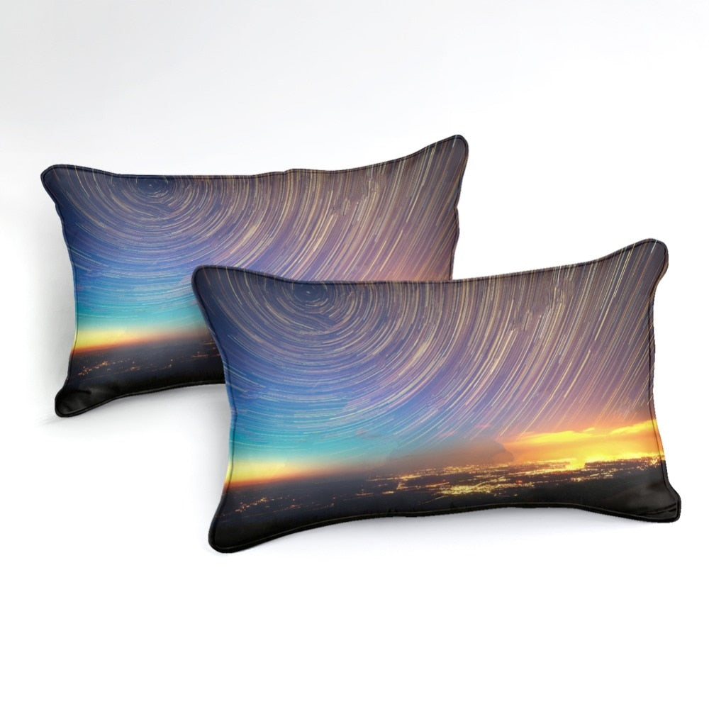 Galaxy Sky Bedding Set - Beddingify