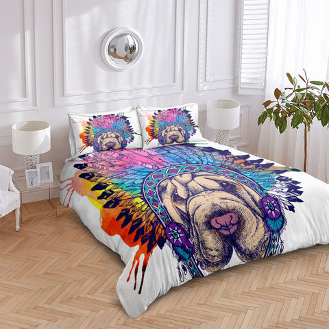 Kid Dog Bedding Set - Beddingify
