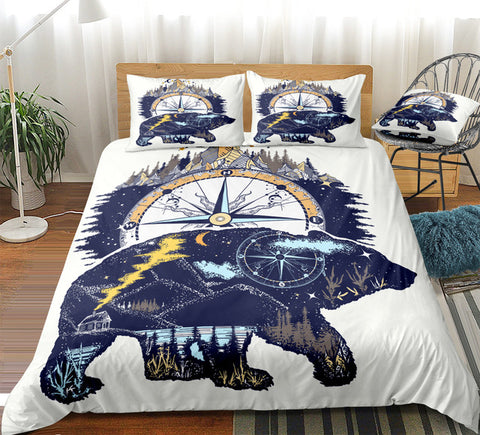 Image of Bear Bedding Set - Beddingify