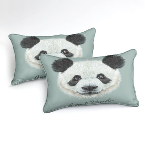 Image of Giant Panda Bedding Set - Beddingify