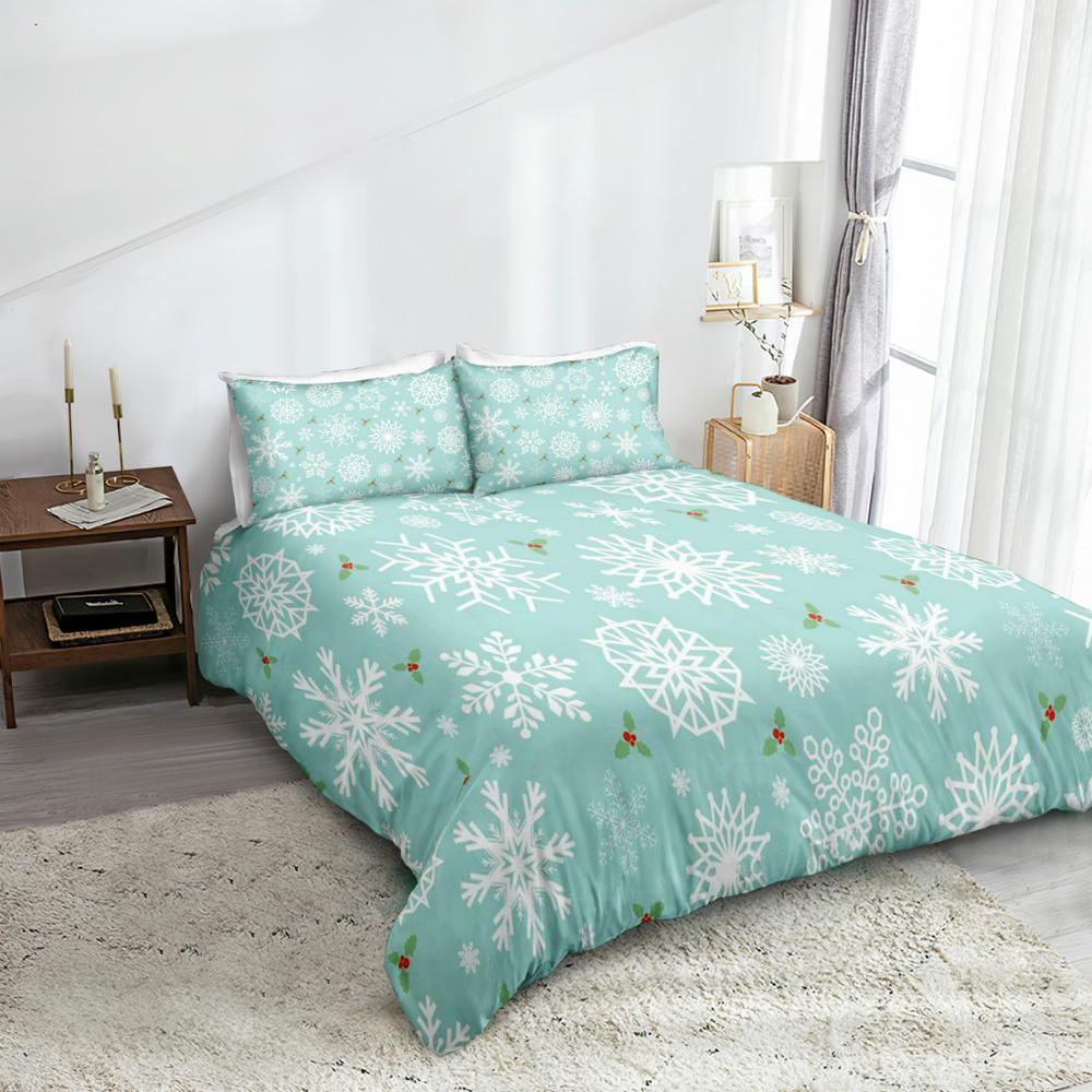 Snowflakes Bedding Set - Beddingify